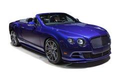 Luxury Automobile Isolated Royalty Free Stock Image