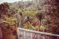 Luxury Bali mansion Stock Photo