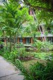 Luxury Bali mansion Royalty Free Stock Image