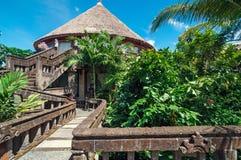 Luxury Bali Villa Stock Images