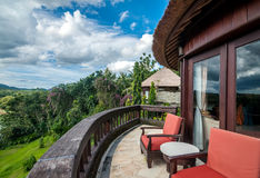 Luxury Bali Villa Royalty Free Stock Image