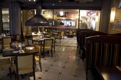 Luxury bar restaurant Stock Image