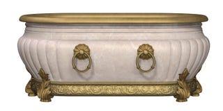 Luxury bath Stock Images