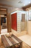 Luxury bath room Stock Photography