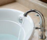 Luxury bath tub Stock Images