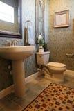 Luxury Bathroom Royalty Free Stock Photography