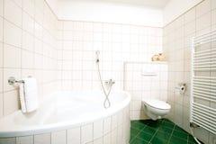 The luxury bathroom Stock Photo