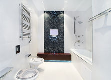 Luxury bathroom Royalty Free Stock Images