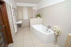 The luxury bathroom Royalty Free Stock Photography