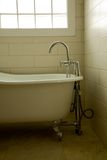 Luxury Bathroom. Close up shot Stock Photo