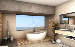 Free Luxury Bathroom Stock Photography - 33634022