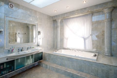 Luxury bathroom Royalty Free Stock Photography