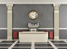 Luxury bathroom with bathtub Royalty Free Stock Photos