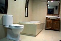 Luxury bathroom detail Royalty Free Stock Photo