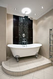 Luxury bathroom interior Royalty Free Stock Photos