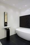 Luxury  bathroom. Stock Photo
