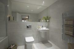 Luxury bathroom Stock Photography