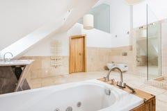 Luxury bathroom Royalty Free Stock Photo
