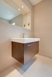 Luxury bathroom sink Stock Image