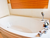 Luxury bathtub 3 Royalty Free Stock Images