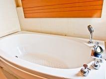 Luxury bathtub 3 Royalty Free Stock Images