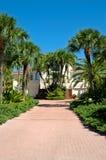 Luxury Beach House Royalty Free Stock Image