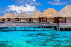 Luxury beach resort Stock Photos