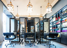 Luxury beauty salon Royalty Free Stock Images
