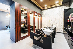 Luxury beauty salon Stock Images