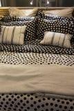 Luxury bed Stock Photos