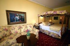 Luxury bed and breakfast inn Stock Photos