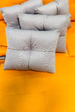Luxury bed Stock Image