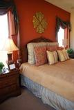 Luxury Bedroom Interior Design royalty free stock photos