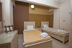 Luxury bedroom interior design Stock Photography