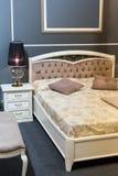 Luxury bedroom Stock Photography