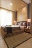 Luxury bedroom Royalty Free Stock Photo