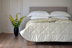 Luxury bedroom Stock Photos