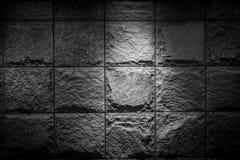 Luxury black stone interior Royalty Free Stock Images