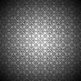 Luxury Black and white Floral. The graphics designs luxury black and white floral Stock Image