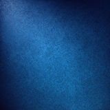 Luxury blue background with elegant white corner lighting and vintage canvas texture Royalty Free Stock Photo