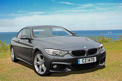 Luxury bmw 435i Stock Photo