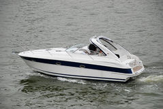 Luxury Boat Stock Image
