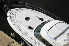 Luxury boat Stock Photos