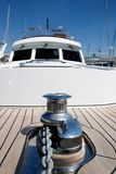 Luxury boat09 Royalty Free Stock Photos