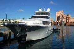 Luxury Boats Royalty Free Stock Photos