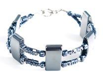 Luxury bracelet isolated royalty free stock photo