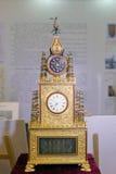 Luxury bracket clock Stock Photography