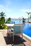 Luxury break Royalty Free Stock Image
