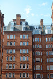Luxury brick flats kensington. Near albert hall stock images