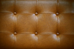 Luxury brown leather Royalty Free Stock Image